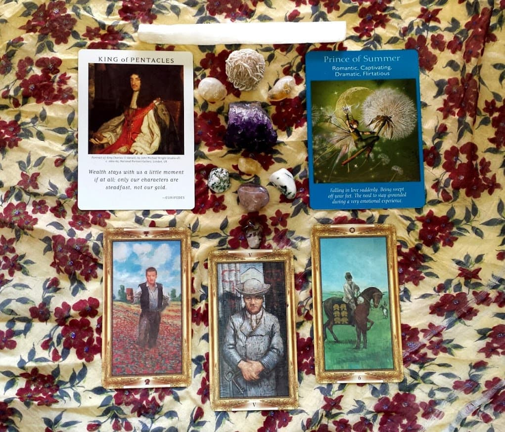 Scopes '17: Sagittarius - Radical Tarot