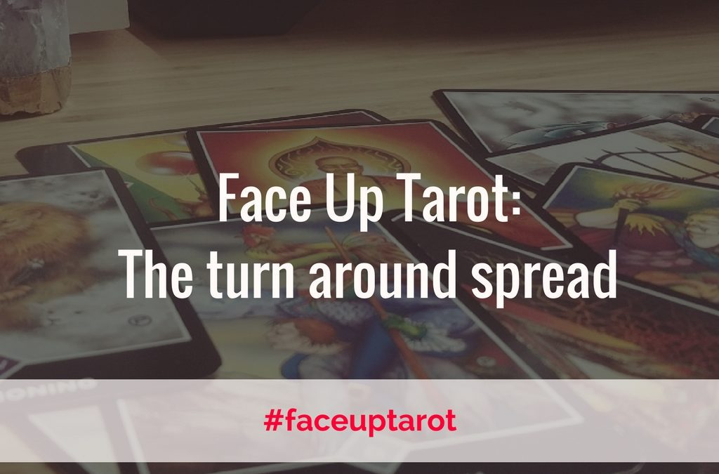The Turn Around tarot spread at LRT