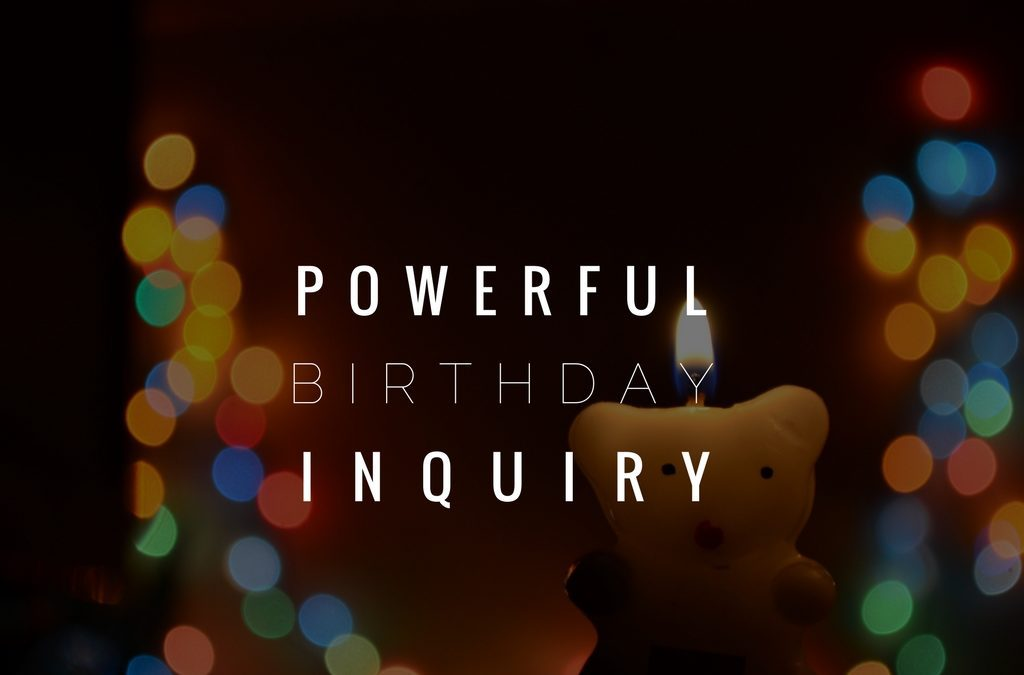 7 Powerful Questions to Ask for Your Birthday Every Year