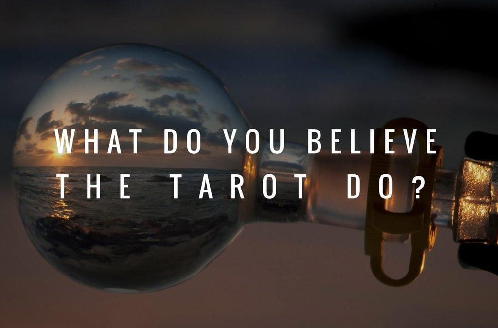 Hidden Assumptions in Tarot