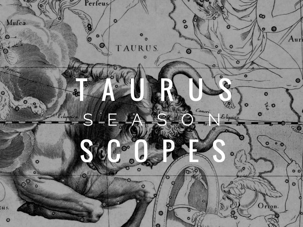 Scopes '18: Taurus - Radical Tarot