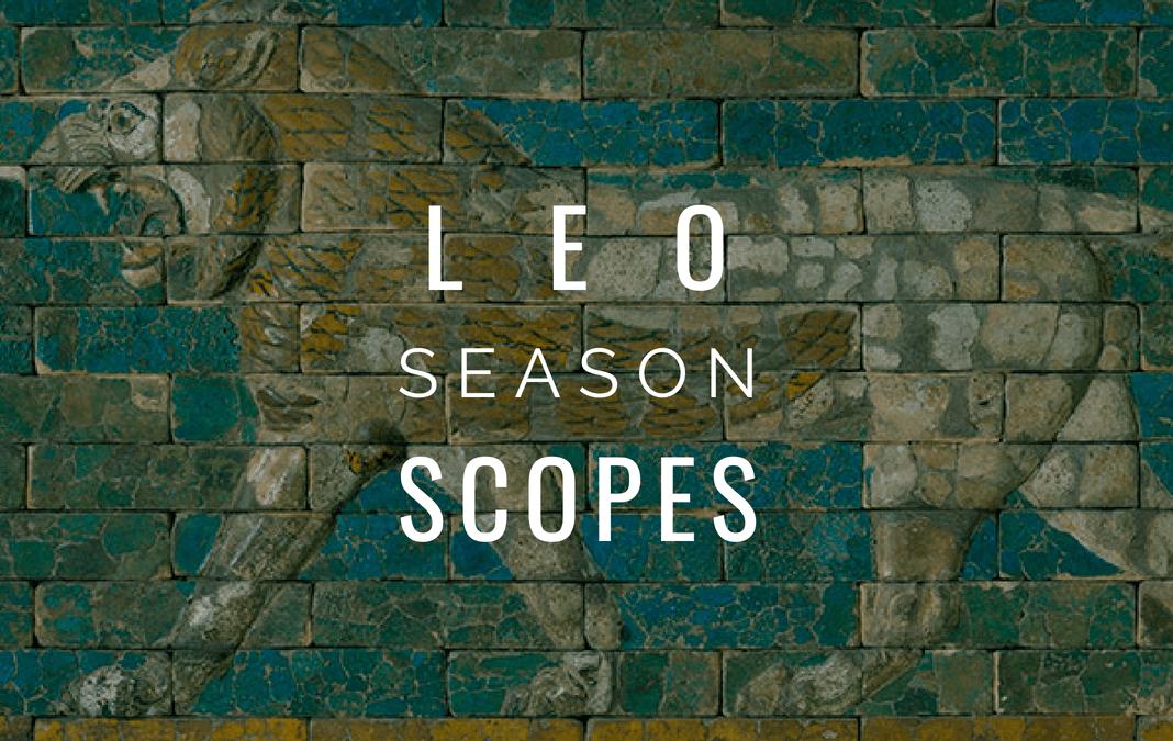 Scopes 19: Leo