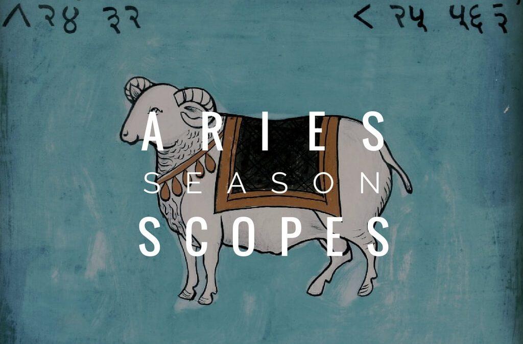 Scopes 19: Aries
