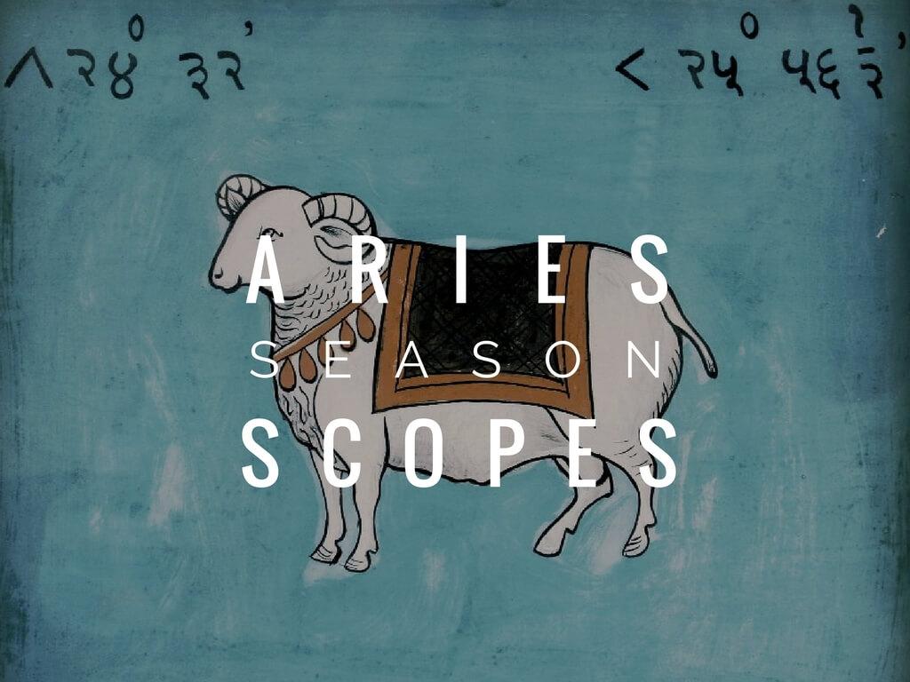 Scopes 19: Aries - Radical Tarot